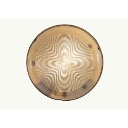 Светильник с оптико-акустическим датчиком антивандальный НББ 03-40
