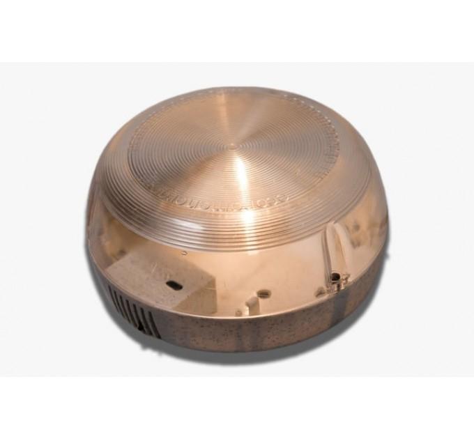 Светильник с оптико акустическим датчиком НББ 03-75