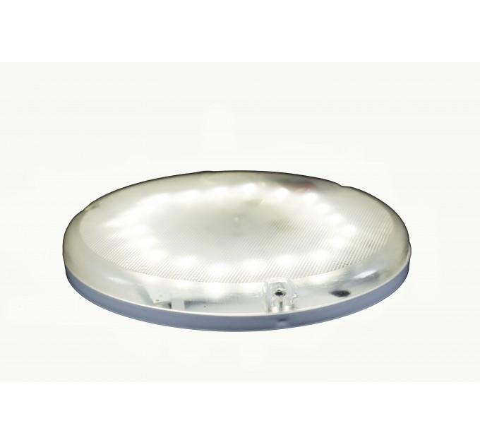 LED светильник c оптико-акустическим датчиком антивандальный SBB 06-14