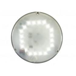 Светильник светодиодный SBB 06-04 с оптико-акустическим датчиком 4100K 323 Лм круглый пластиковый IP20