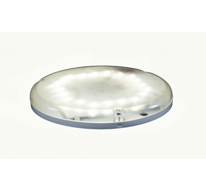 Светильник светодиодный с оптико акустическим датчиком СББ 06-04