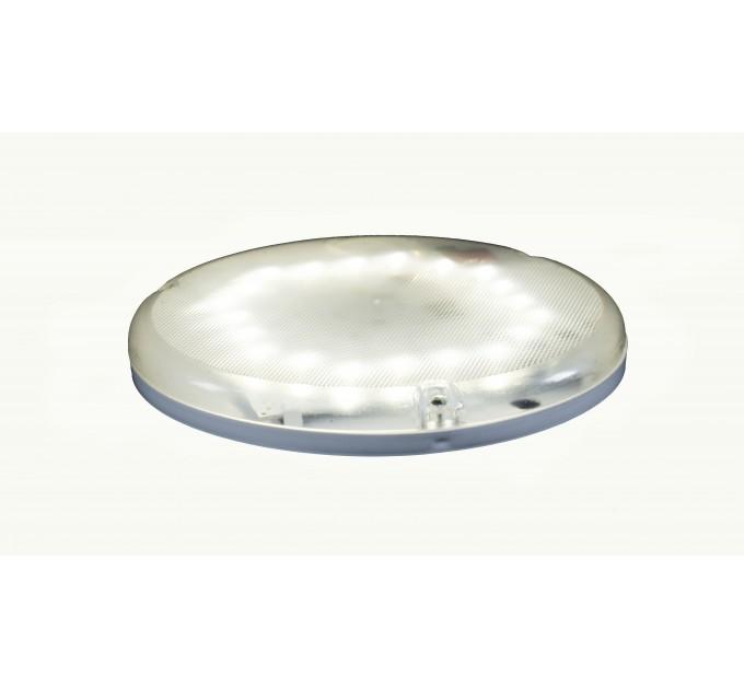 Антивандальный светильник LED с оптико акустическим датчиком СББ 06-12
