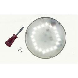 Светодиодный LED светильник антивандальный СБП 05-06