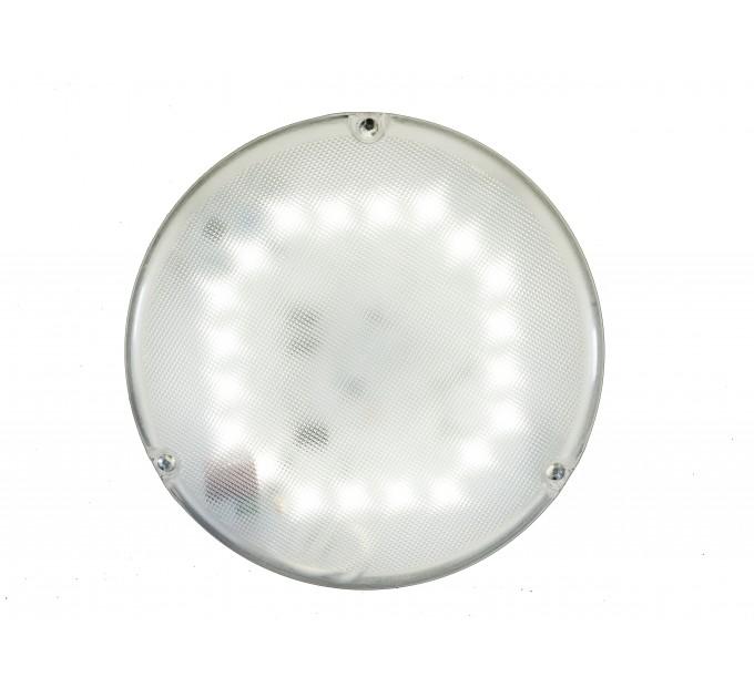 Антивандальный круглый светильник СБП 05-14