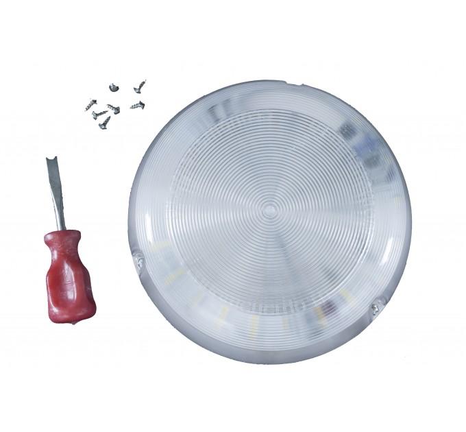 Светильник пылевлагозащищённый противоударный СПО 04-52